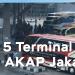 5 terminal bis akap terbaik jakarta